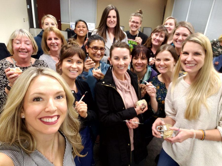 Dental speaking presentations by Brandi Hooker Evans of Stellar Outcomes